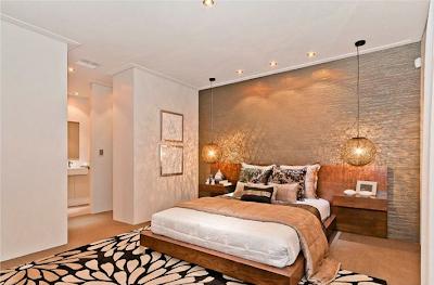 contoh desain kamar tidur dengan kamar mandi di dalam
