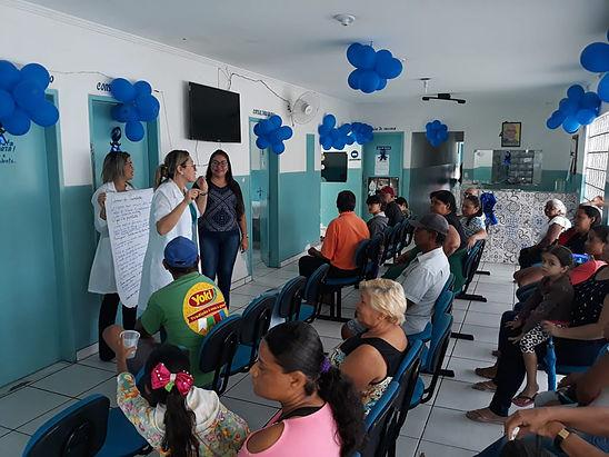 """""""Dia D"""" do Novembro Azul em Delmiro Gouveia, supera expectativas e realiza mais de 600 atendimentos"""