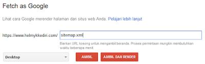 Ping webmaster