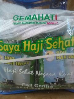 harga paket promo susu haji sehat