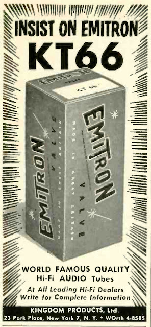 EMITRON KT66 AD