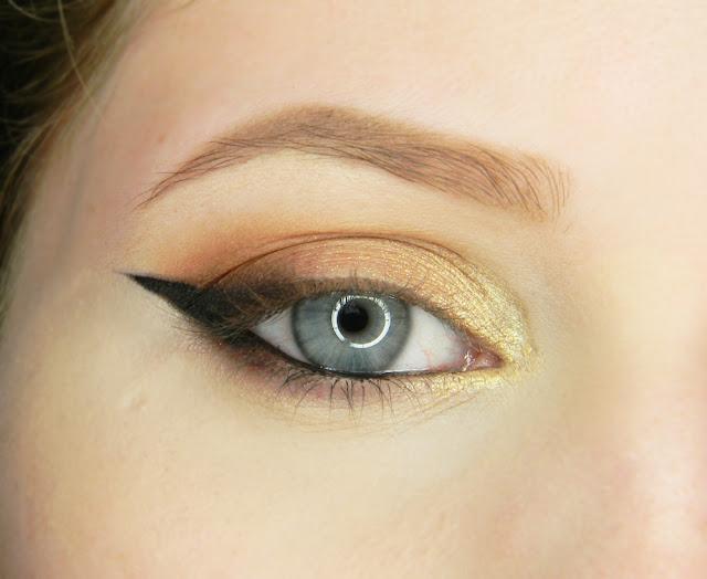 Makijaż oczu tutorial