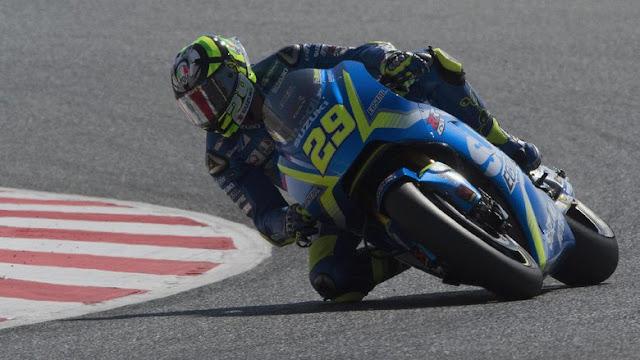 Iannone Bantah Akan Tinggalkan Suzuki