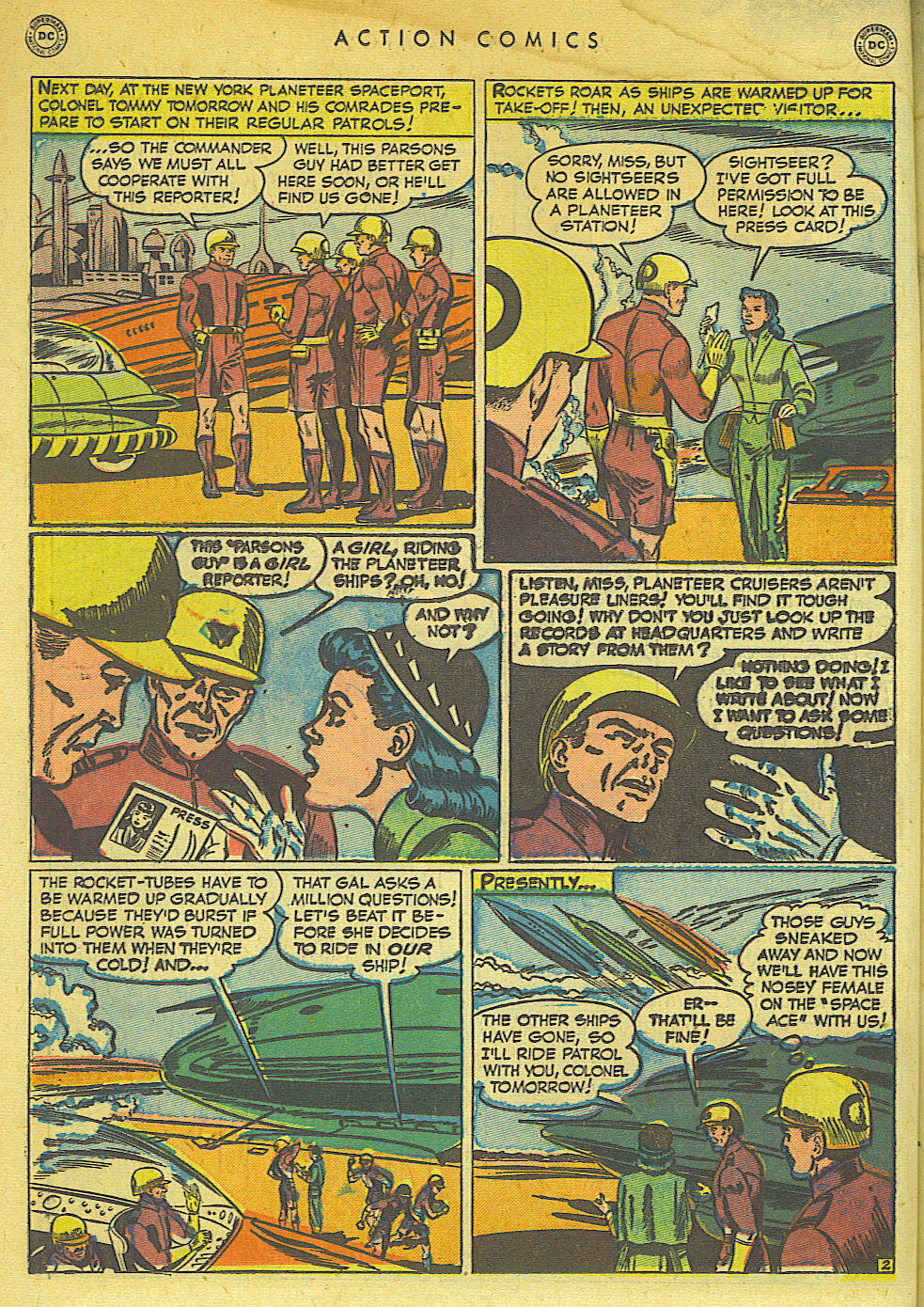 Action Comics (1938) 154 Page 17