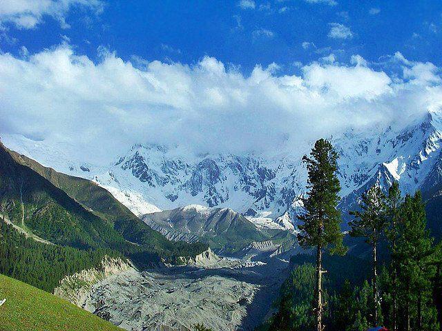 कश्मीर- एक रोमांचक दृश्य || kashmeer kaisa dikhta hai