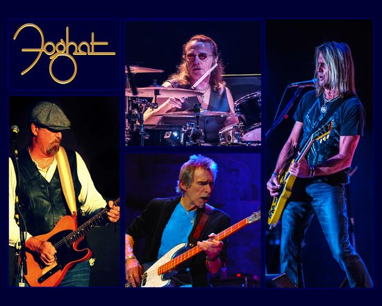 FOGHAT - Live At The Belly Up (2017) inside