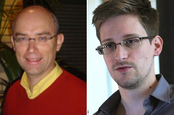 Edward Snowden nominated for the Nobel Peace Prize