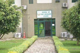 LandMark University Postgraduate School Receives 1st Set of Students
