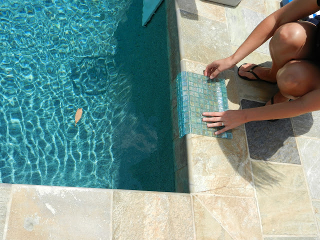 Home Designers Pro Our Pool Is Complete Before During