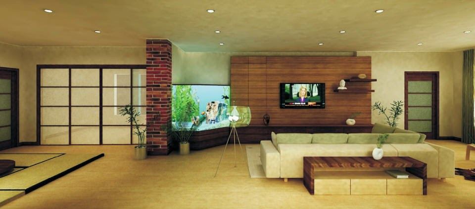 Interior Design Zen Style