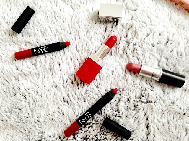 My Top Autumn/Winter Lipsticks