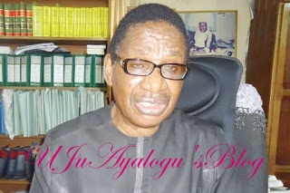 NASS Invasion: It's Shocking To Hear Sacked DSS Boss Acted Without Order – Sagay SAN