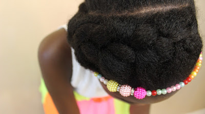How to do Inverted Cornrows or French Braids