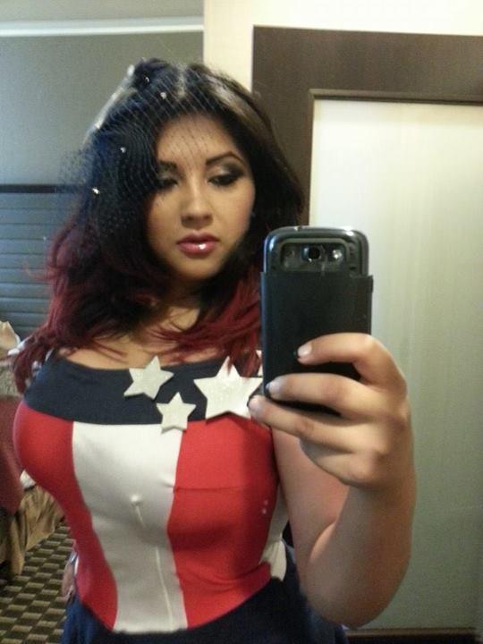 Ivy Doomkitty Selfie-geek sexi