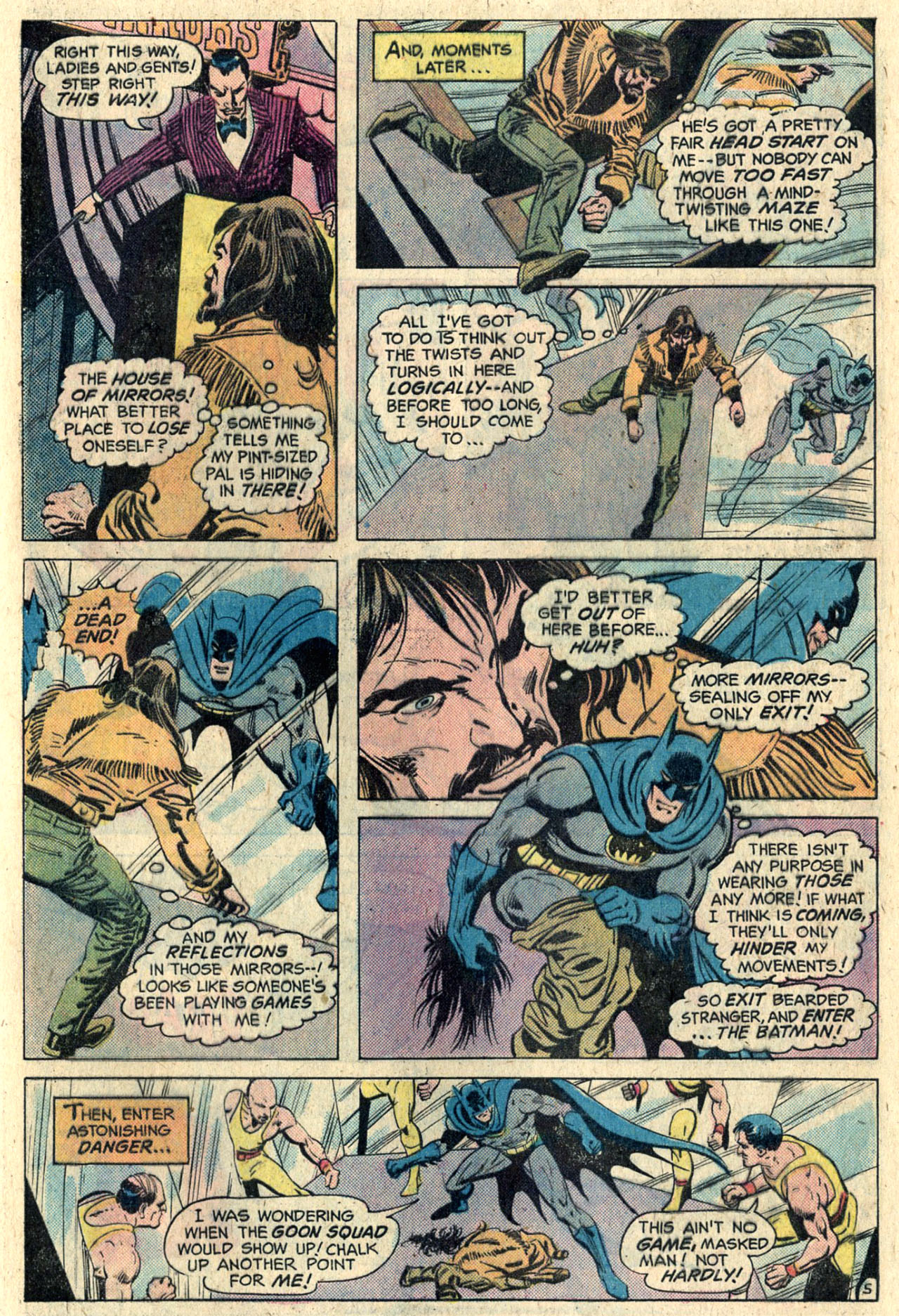 Detective Comics (1937) 448 Page 8