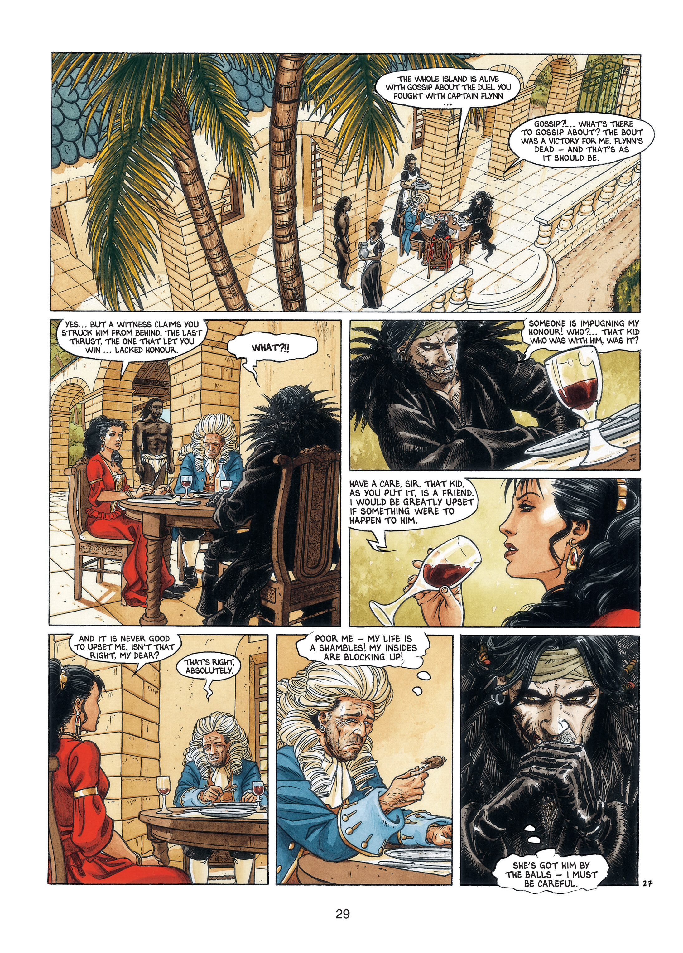 Read online Barracuda comic -  Issue #3 - 30