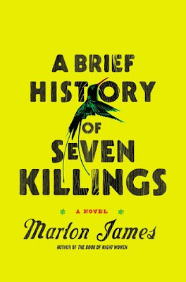 A Brief History of Seven Killings by Marlon James, Book Scoop, InToriLex