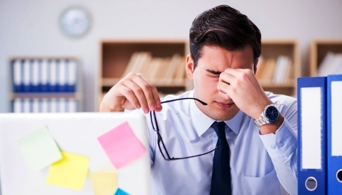 Pressure At Work – Dealing With It Effectively