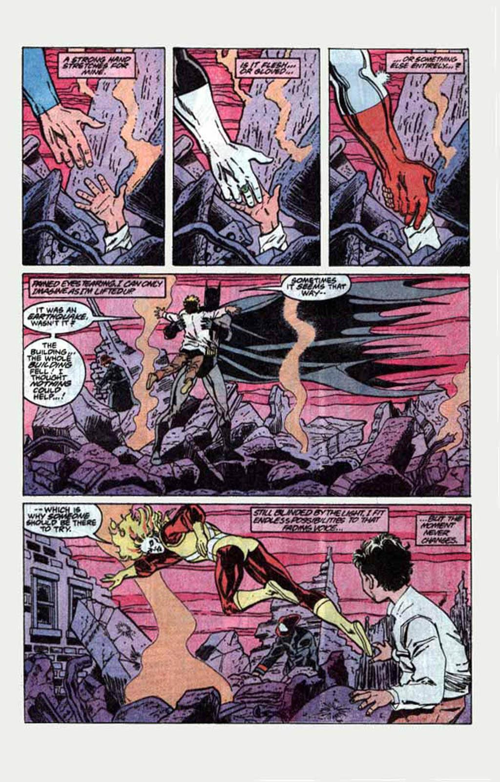 Read online Armageddon 2001 comic -  Issue #1 - 4
