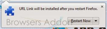 URL Link_install_success