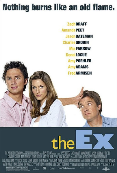 Poster of The Ex (2006) Dual Audio [Hindi-English] 720p HDRip ESubs Download