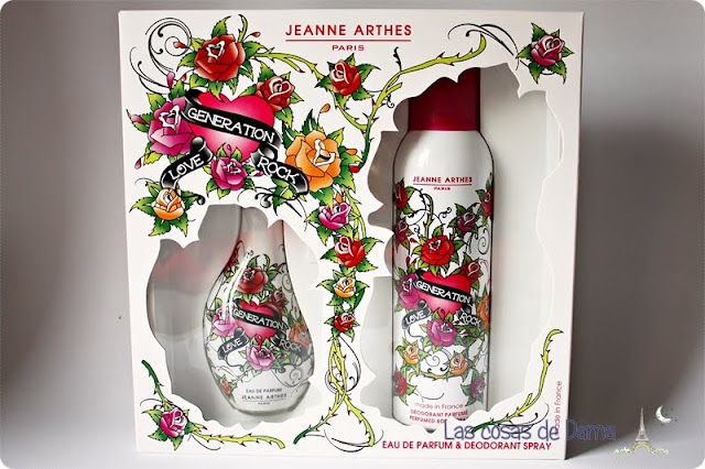 Estuches de Navidad de Jeanne Arthes sorteo