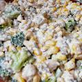Sałatka z brokułów i fety-pyszna