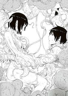 """Reseña de """"Knights of Sidonia"""" vol.9 de Tsutomu Nihei - Panini Cómics"""