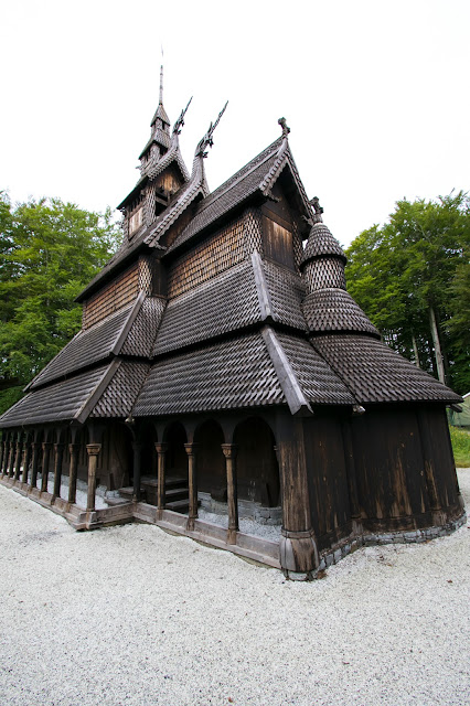 Stavkirke di Fantoft