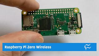 Новый микрокомпьютер  Raspberry Pi Zero W: что появилось нового?