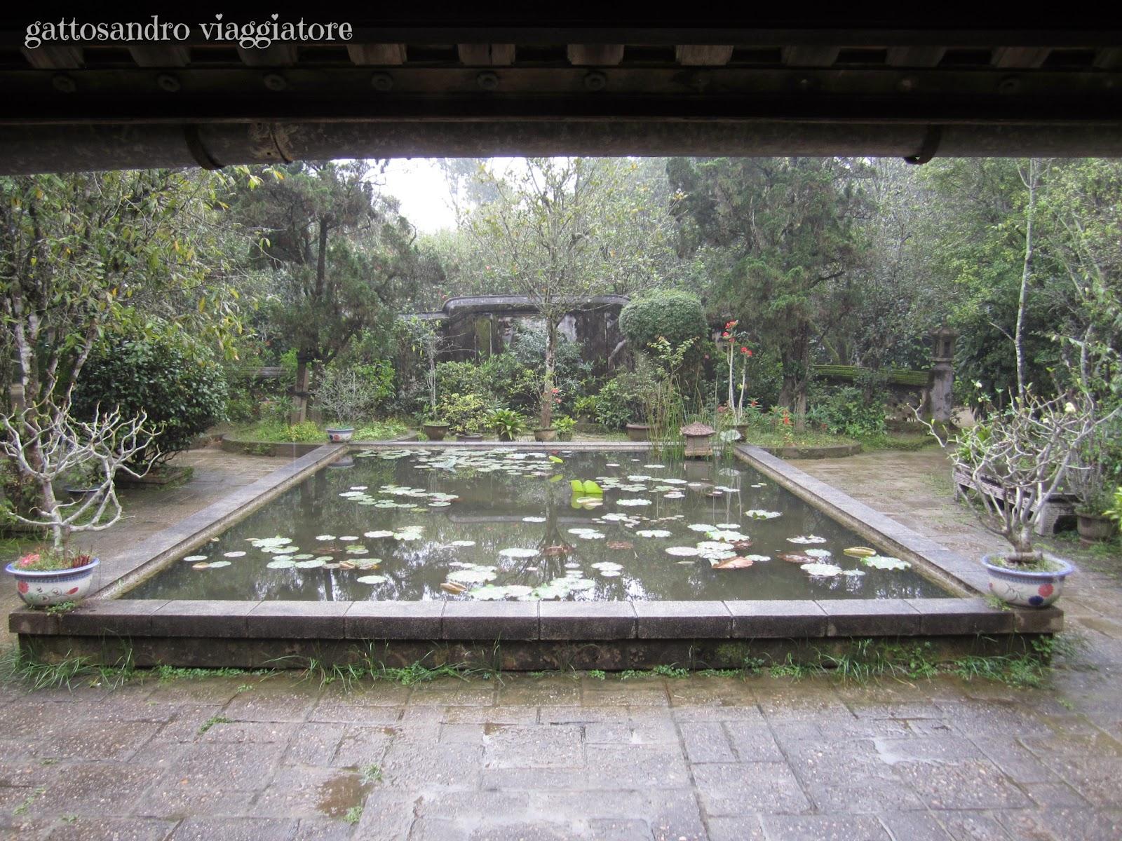 Casa giardino Hué