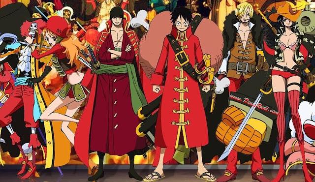 Inilah Jenis-Jenis Haki Terkuat Dalam Serial One Piece