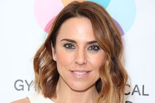 Sporty spice Mel C fights against Spice girls