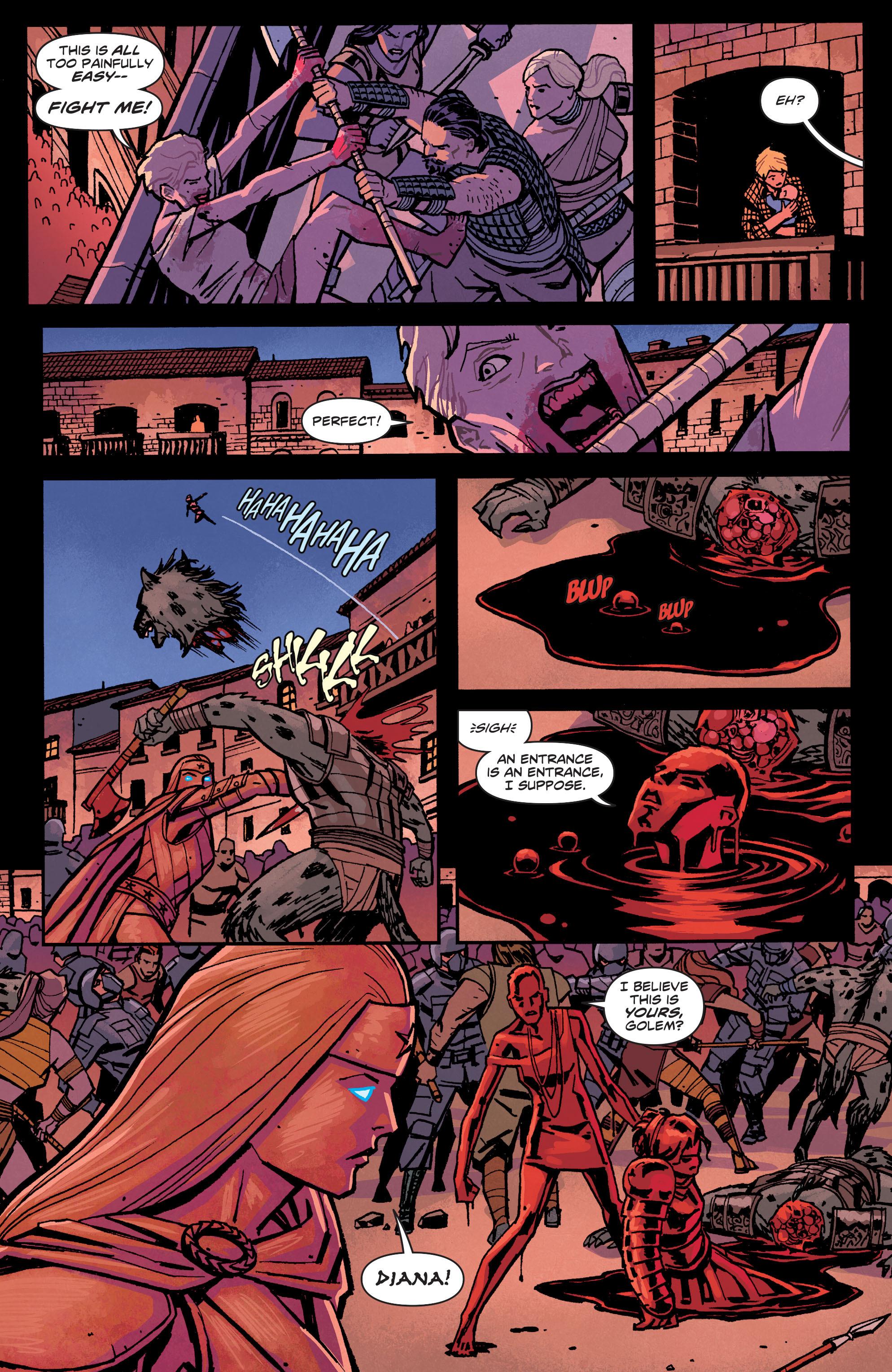 Read online Wonder Woman (2011) comic -  Issue #34 - 11