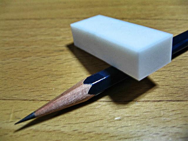 Kisah Si Pensil Dan Si Pemadam