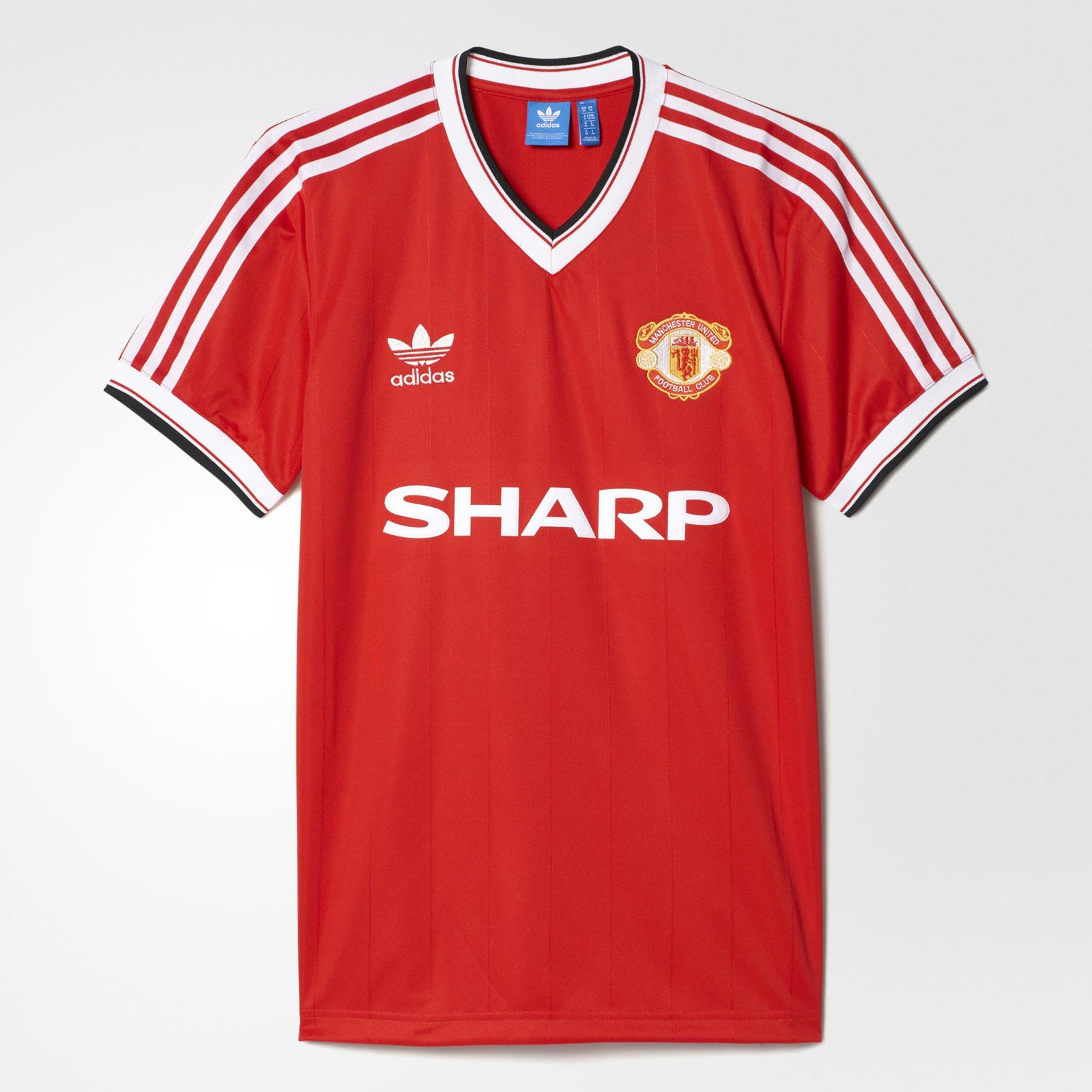 New Adidas Originals Manchester United Collection Unveiled