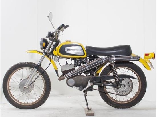 Harley Davidson Aermacchi Rapido 1968 - 1972
