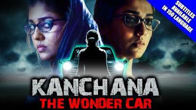 Kanchana The Wonder Car 2018 Hindi Dubbed WEBRip 480p 200mb x265 HEVC