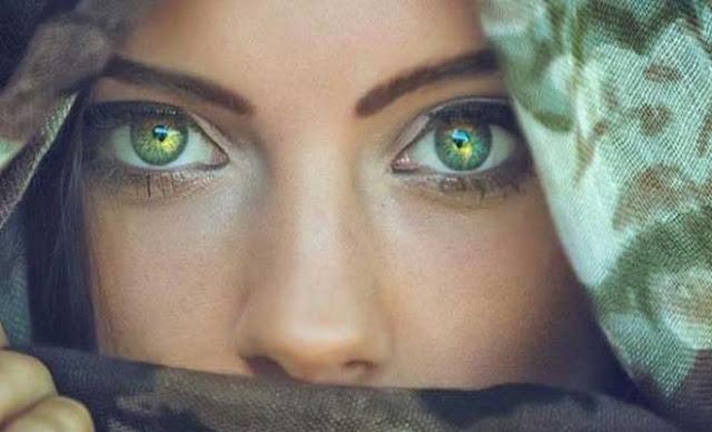 Τα μάτια είναι τα παράθυρα της ψυχής: αλλά τι σημαίνει το χρώμα τους;