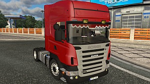 Scania R420 Truck