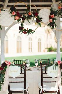 comment utiliser le tambour à broder dans sa décoration de mariage  blog mariage www.unjourmonprinceviendra26.com
