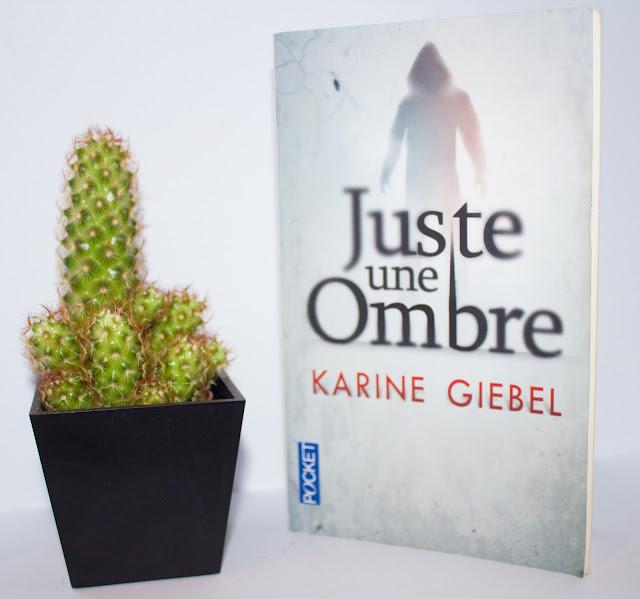 Juste une ombre - Karine Giebel