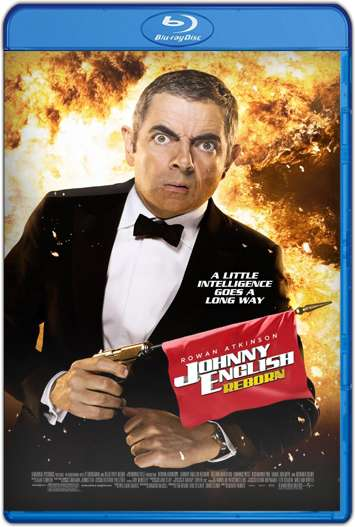 Johnny English Reborn (2011) HD 1080p Latino