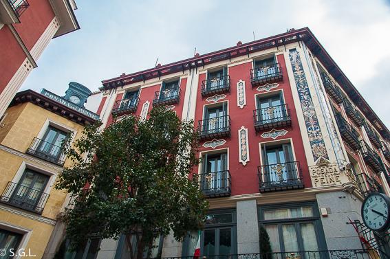 Posada el Peine. Ruta lowcost por Madrid