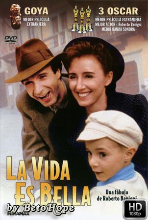La Vida Es Bella [1080p] [Latino-Italiano] [MEGA]