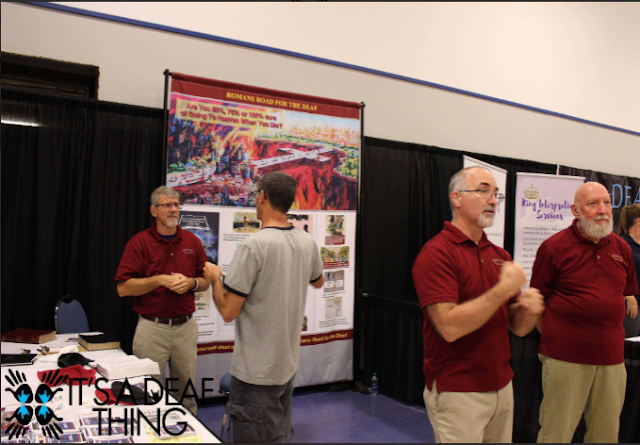 It's A Deaf Thing - Deaf Expo