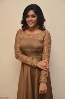 Eesha looks super cute in Beig Anarkali Dress at Maya Mall pre release function ~ Celebrities Exclusive Galleries 020.JPG