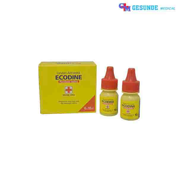 Betadine Ecodine 10ml