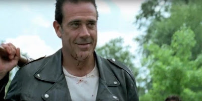 "Negan SIN BARBA, 7x08 ""Hearts Still Beating"" de 'The Walking Dead'"