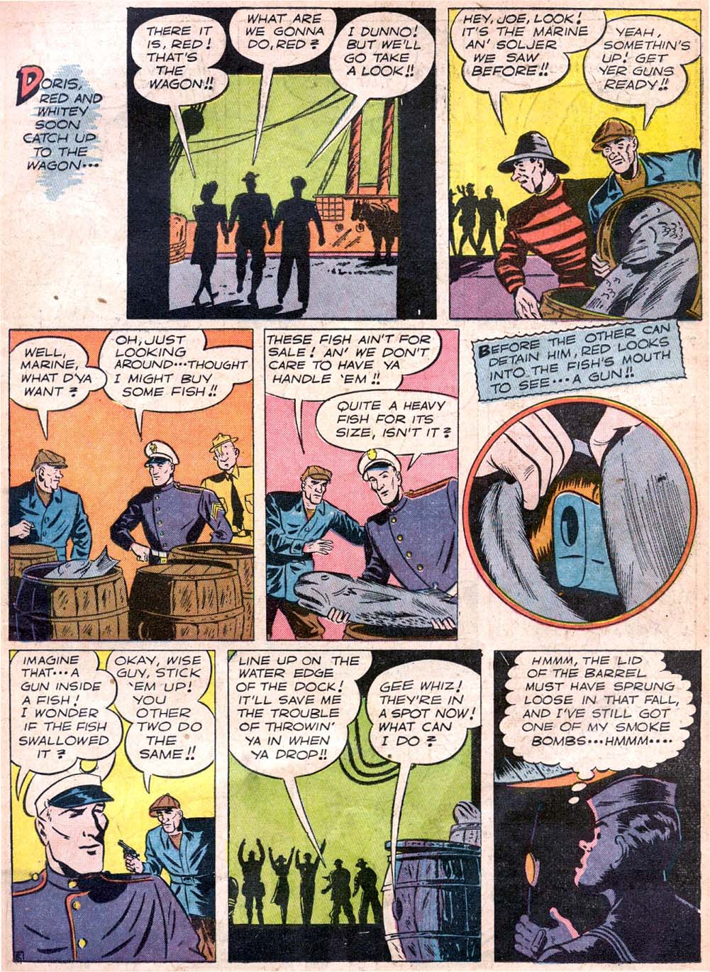 Read online All-American Comics (1939) comic -  Issue #32 - 35